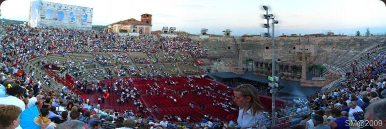 134 Verona Aida in Arena